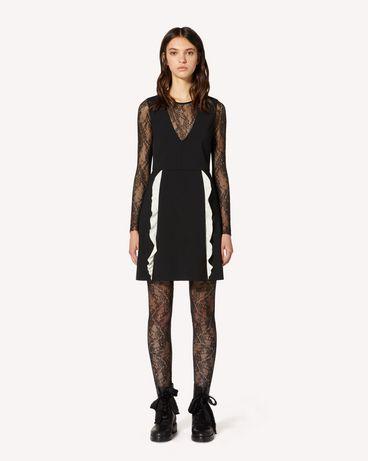 REDValentino TR3VAN553FT 0NA 短款连衣裙 女士 f