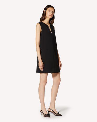REDValentino TR3VAM251FR 0NO 短款连衣裙 女士 d
