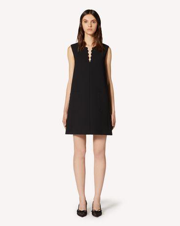REDValentino TR3VAM251FR 0NO 短款连衣裙 女士 f