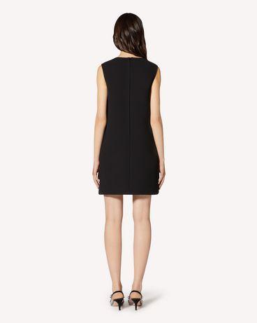 REDValentino TR3VAM251FR 0NO 短款连衣裙 女士 r