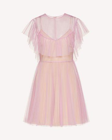 REDValentino TR3VAN604SN P72 短款连衣裙 女士 a