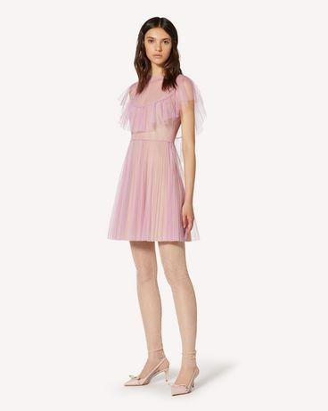REDValentino TR3VAN604SN P72 短款连衣裙 女士 d
