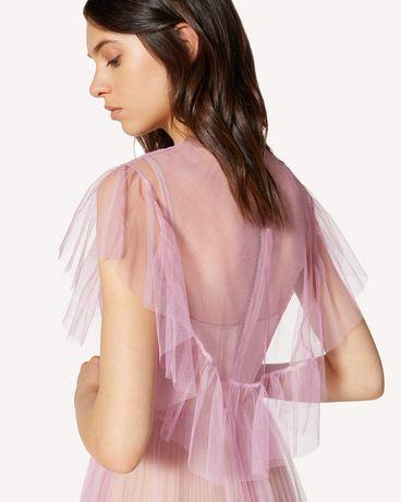 REDValentino TR3VAN604SN P72 短款连衣裙 女士 e