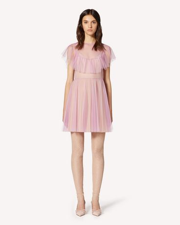 REDValentino TR3VAN604SN P72 短款连衣裙 女士 f