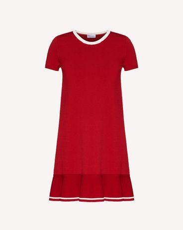 REDValentino TR3KDB364WM 40F 短款连衣裙 女士 a