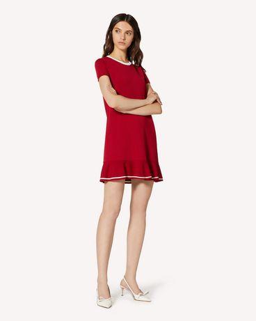 REDValentino TR3KDB364WM 40F 短款连衣裙 女士 d