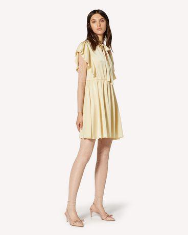REDValentino TR3VAL60HGA AD6 短款连衣裙 女士 d