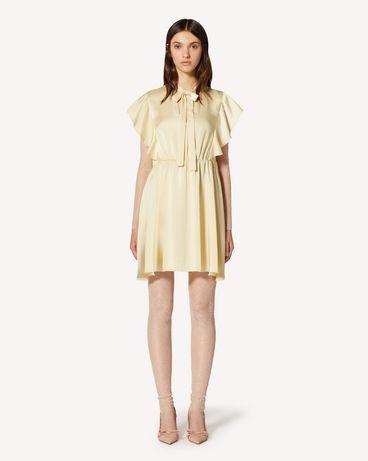REDValentino TR3VAL60HGA AD6 短款连衣裙 女士 f
