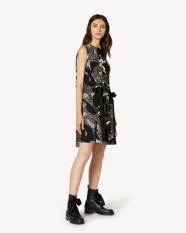 REDValentino TR3VAM054RT 0NO 短款连衣裙 女士 d