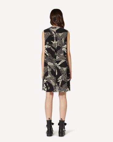 REDValentino TR3VAM054RT 0NO 短款连衣裙 女士 r