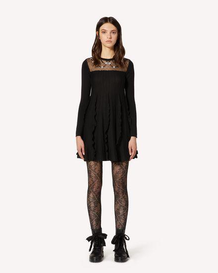 REDValentino 短款连衣裙 女士 TR3KDB394UV 0NO f