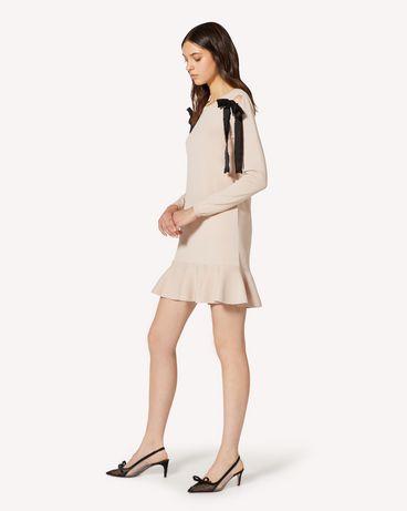 REDValentino TR3KDB384WG D77 短款连衣裙 女士 d
