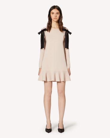 REDValentino TR3KDB384WG D77 短款连衣裙 女士 f