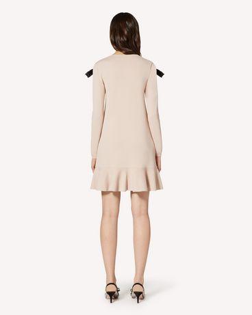 REDValentino TR3KDB384WG D77 短款连衣裙 女士 r