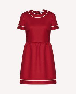 REDValentino 短款连衣裙 女士 TR3VAM103M7 329 a