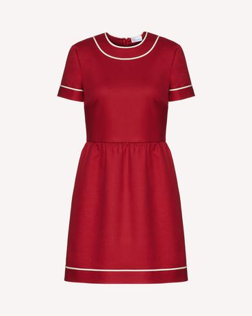 REDValentino TR3VAM103M7 329 短款连衣裙 女士 a