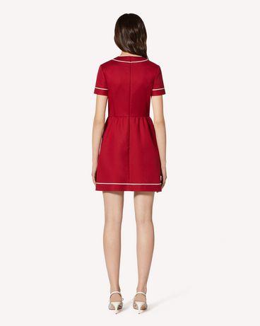 REDValentino TR3VAM103M7 329 短款连衣裙 女士 r