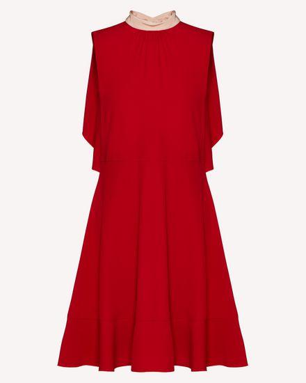 REDValentino 短款连衣裙 女士 TRCVAS400W7 23Y a