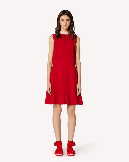 REDValentino 短款连衣裙 女士 TRCVAS400W7 23Y f