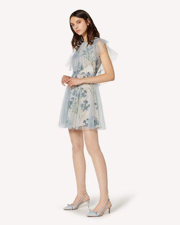 REDValentino TR3VAN614SN E34 短款连衣裙 女士 d