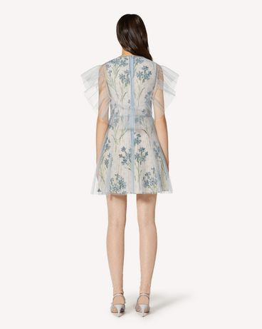 REDValentino TR3VAN614SN E34 短款连衣裙 女士 r