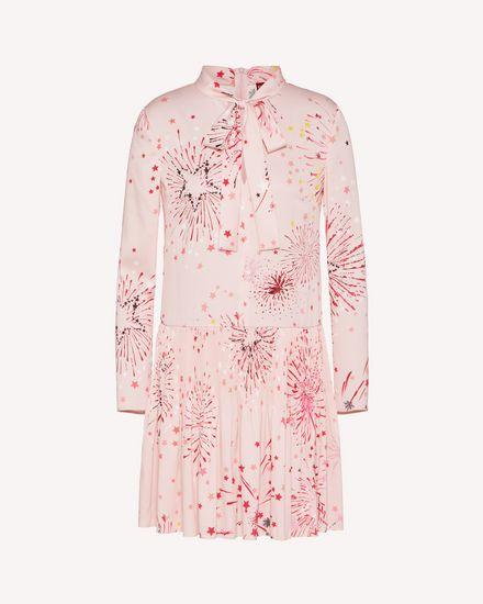 REDValentino 短款连衣裙 女士 TRCVAS4556V R13 a