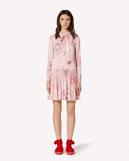 REDValentino 短款连衣裙 女士 TRCVAS4556V R13 f
