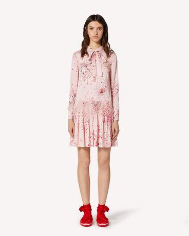 REDValentino TRCVAS4556V R13 短款连衣裙 女士 f