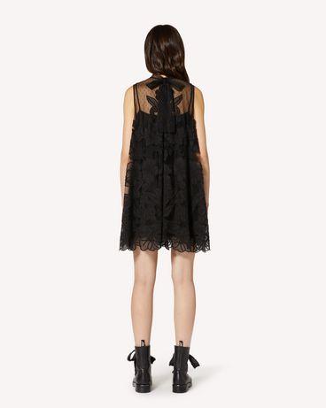 REDValentino TR3VA11L4T5 0NO 短款连衣裙 女士 r