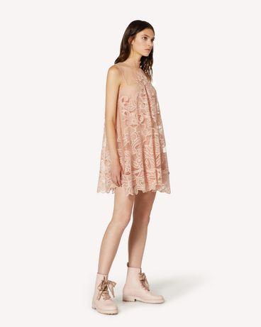 REDValentino TR3VA11L4T5 377 短款连衣裙 女士 d