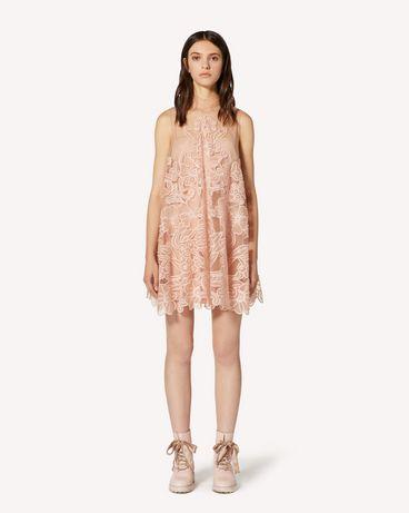 REDValentino TR3VA11L4T5 377 短款连衣裙 女士 f