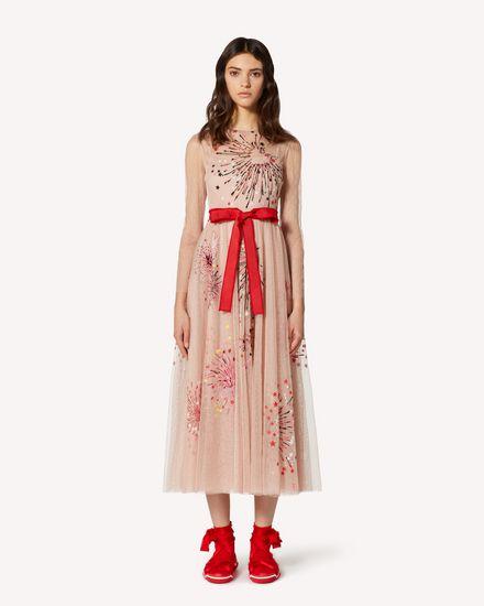 REDValentino 长款与中长款连衣裙 女士 TRCVA14Q56W 377 f