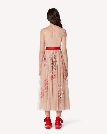 REDValentino TRCVA14Q56W 377 长款与中长款连衣裙 女士 r