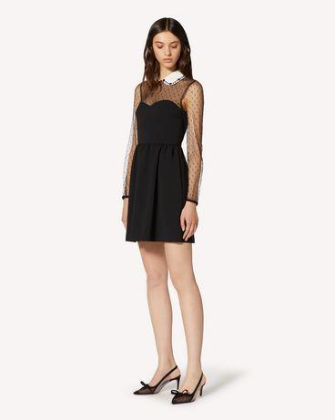 REDValentino TR3VAN954SQ 0MG 短款连衣裙 女士 d