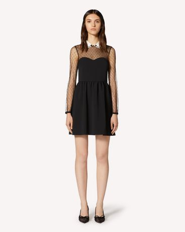 REDValentino TR3VAN954SQ 0MG 短款连衣裙 女士 f