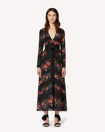 REDValentino TR3VAN504RV 0NO 长款与中长款连衣裙 女士 f