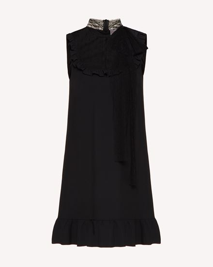 REDValentino 短款连衣裙 女士 TR0VAP900WB 0NO a
