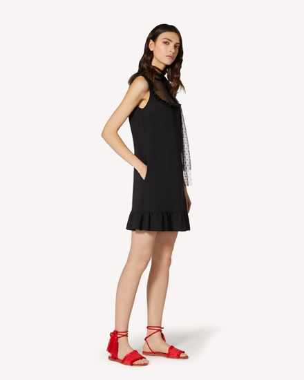 REDValentino 短款连衣裙 女士 TR0VAP900WB 0NO d