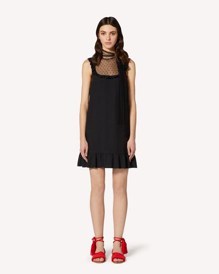 REDValentino 短款连衣裙 女士 TR0VAP900WB 0NO f