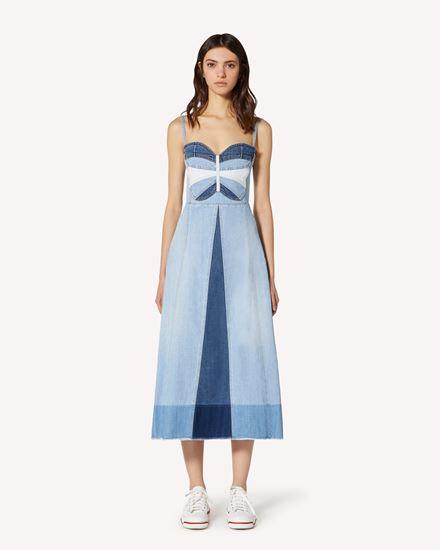 REDValentino 长款与中长款连衣裙 女士 TR0DA00F53U LDM f