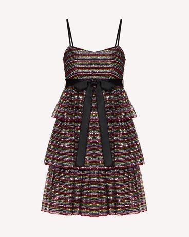 REDValentino TR0VA12W51U N78  短款连衣裙 女士 a