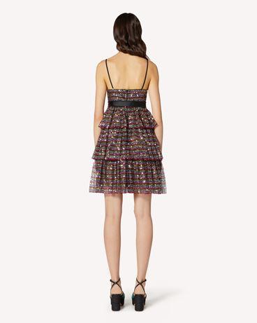 REDValentino TR0VA12W51U N78  短款连衣裙 女士 r