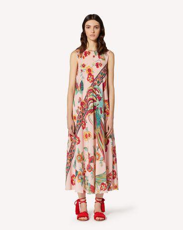 REDValentino TR0VA6I5504 377 长款与中长款连衣裙 女士 f