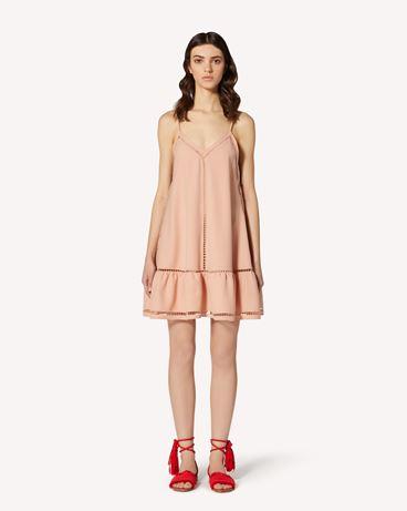 REDValentino TR0VA12D51B 377  短款连衣裙 女士 f