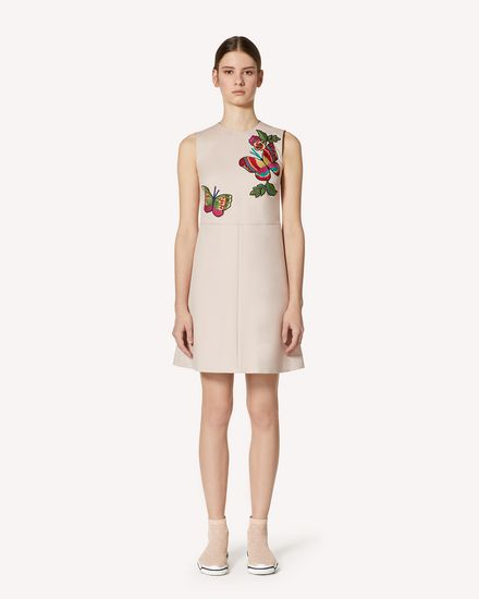 REDValentino 短款连衣裙 女士 TR0VAS353M7 R13 f