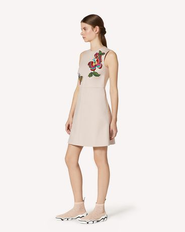 REDValentino TR0VAS353M7 R13 短款连衣裙 女士 d