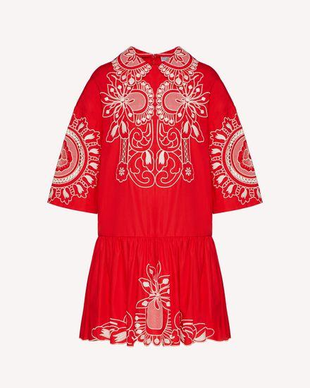 REDValentino 短款连衣裙 女士 TR0VA13C52V LV5 a