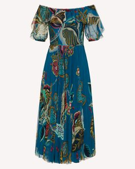 REDValentino 长款与中长款连衣裙 女士 TR3VAK351GK P72 a
