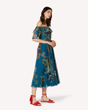 REDValentino TR0VAM80506 A47 长款与中长款连衣裙 女士 d