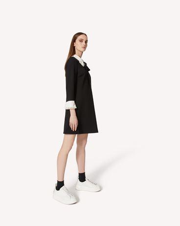 REDValentino UR3VAR204JA 0MG 短款连衣裙 女士 d